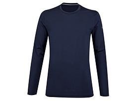 남성 기본형 러닝 긴팔 티셔츠