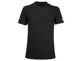 남성 메쉬 자카드 반팔 티셔츠