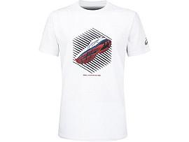 남성 카야노 그래픽 반팔 티셔츠#2