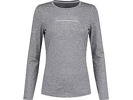 여성 기본형 긴팔 티셔츠