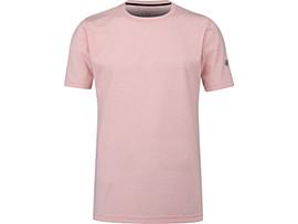 남성 트레이닝 솔리드 반팔 라운드 티셔츠
