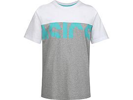남성 아이코닉 그래픽 반팔 티셔츠
