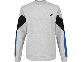 남성 아이코닉 맨투맨 티셔츠