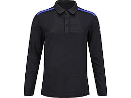 남성 긴팔 폴로 티셔츠