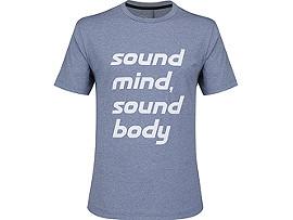남성 그래픽 반팔 티셔츠