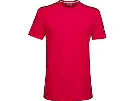남성 솔리드 반팔 티셔츠