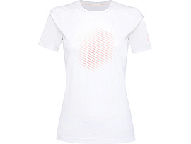 여성 아쿠아 반팔 티셔츠