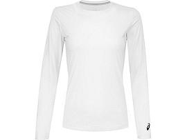 여성 아쿠아 긴팔 티셔츠