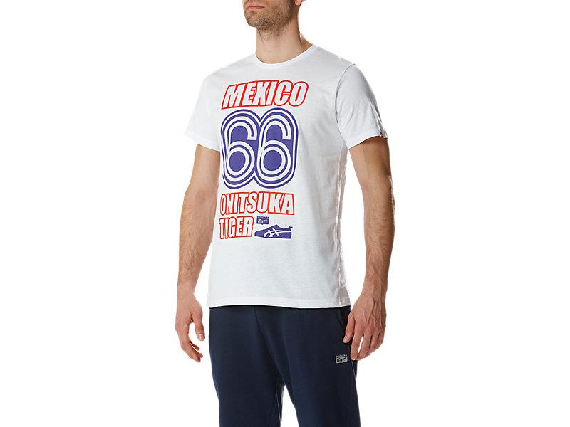 MEXICO 66 TEE WHITE 1