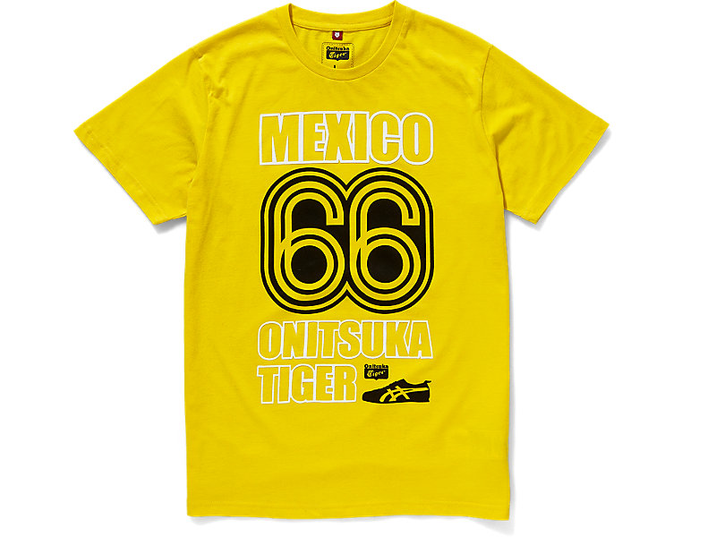 MEXICO 66 TEE Chrome Yellow 1