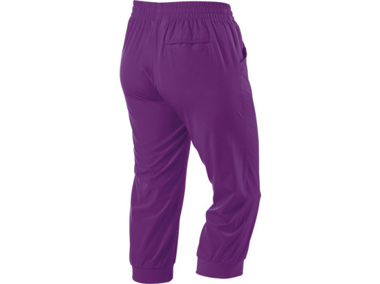 Styled Woven Capri Purple Magic 7