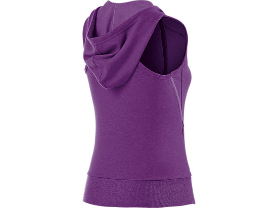 Racerback Hoodie Purple Magic 7