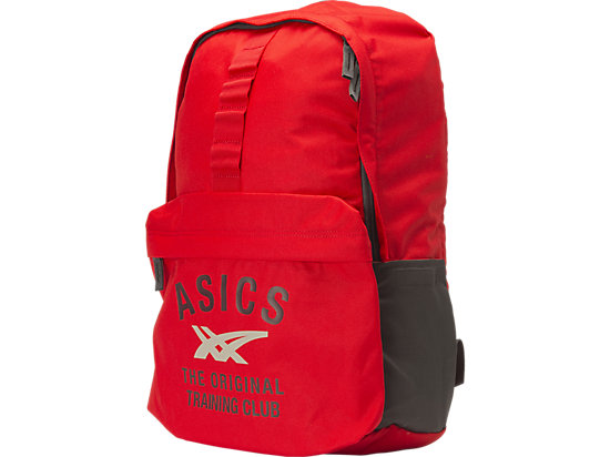Training Backpack (27L) True Red/ Dark Grey 3