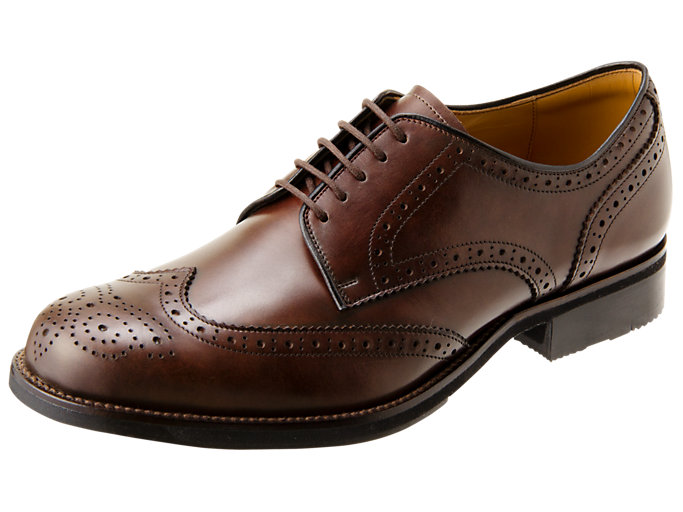 Right side view of RUNWALK MB013A 3E, COFFEE