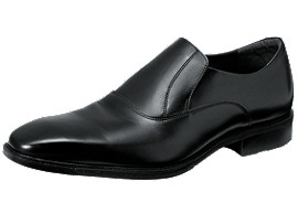 Right side view of RUNWALK MB027B 3E, BLACK