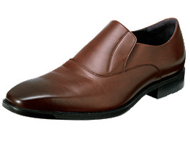 Right side view of RUNWALK MB027B 3E, BROWN