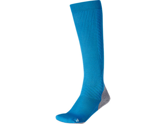 COMPRESSION SUPPORT SOCK, Indigo Blue