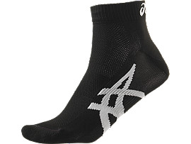 2PPK 1000 SERIES ANKLE SOCK, Black