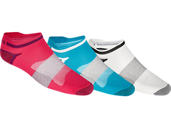 CHAUSSETTE LYTE PACK DE 3 [3PPK LYTE SOCK], Cosmo Pink