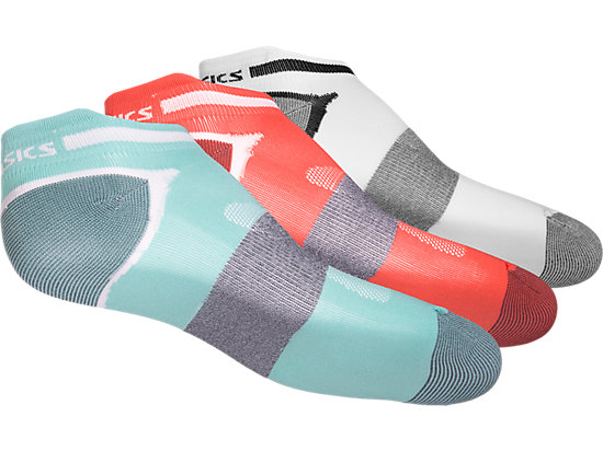 3PPK LYTE SOCK CORALICIOUS ASSORTED