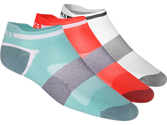 LYTE SOCKEN, 3er-PACK, CORALICIOUS ASSORTED