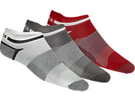 Front Top view of LYTE SOCKEN, 3er-PACK, SAMBA