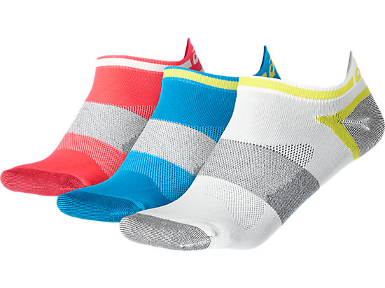 3PPK LYTE SOCK DIVA BLUE ASSORTED 3