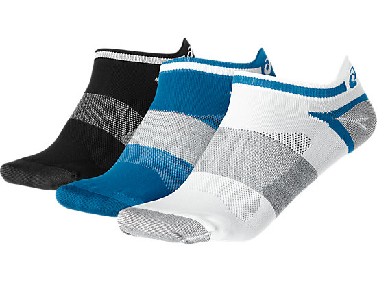 3PPK LYTE SOCK THUNDER BLUE ASSORTED 3