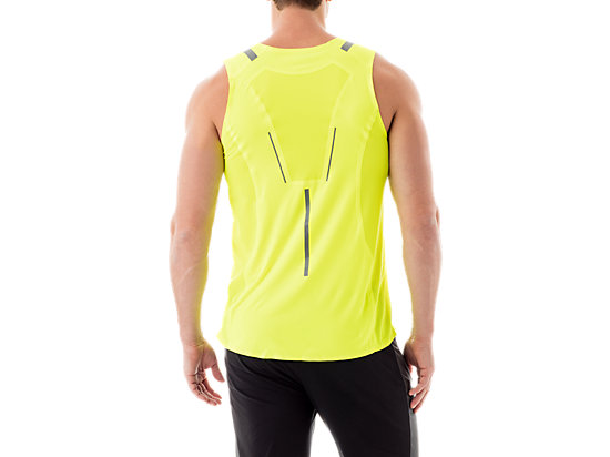Top Impact Singlet Safety Yellow 7
