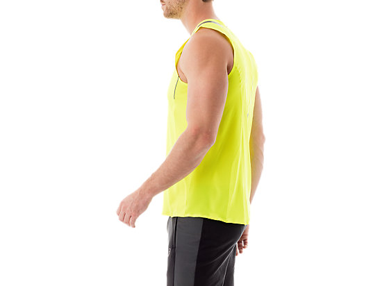 Top Impact Singlet Safety Yellow 11