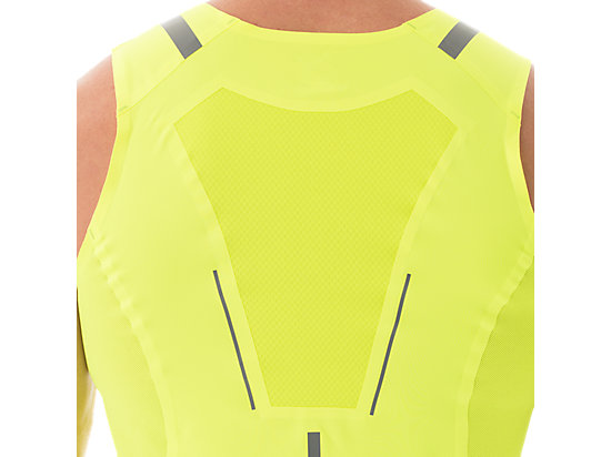 Top Impact Singlet Safety Yellow 19