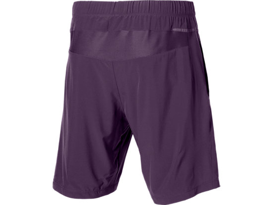 WOVEN SHORT 9IN INFINITY PURPLE 15