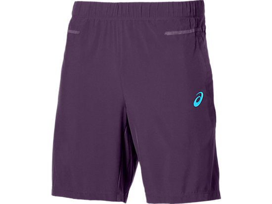 WOVEN SHORT 9IN INFINITY PURPLE 3