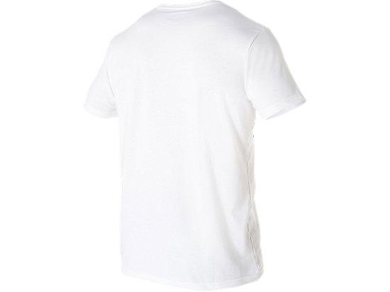 Logo Short Sleeve Top Real White 7