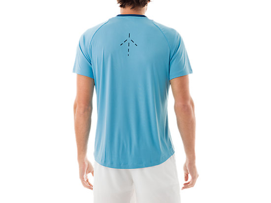 Athlete Short Sleeve Top Blue Moon 7
