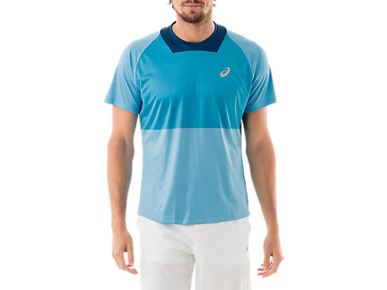 Athlete Short Sleeve Top Blue Moon 3