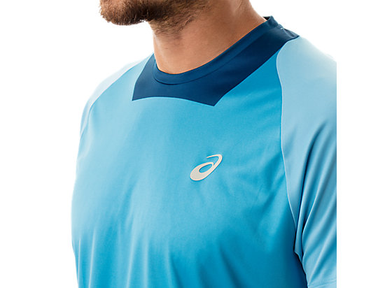 Athlete Short Sleeve Top Blue Moon 15