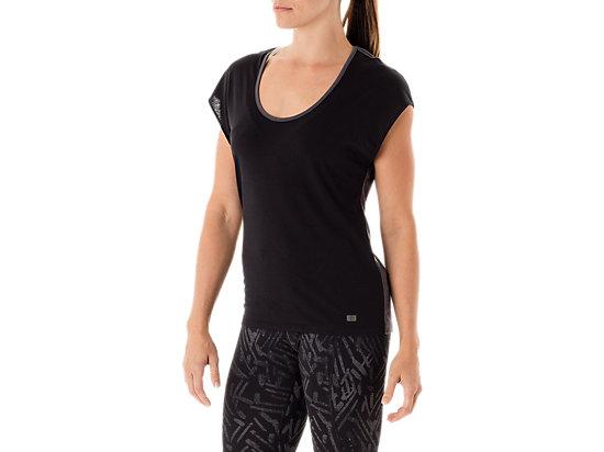 Fit-Sana Reversible Short Sleeve Dark Grey/Performance Black 7