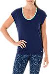 Fit-Sana Reversible Short Sleeve