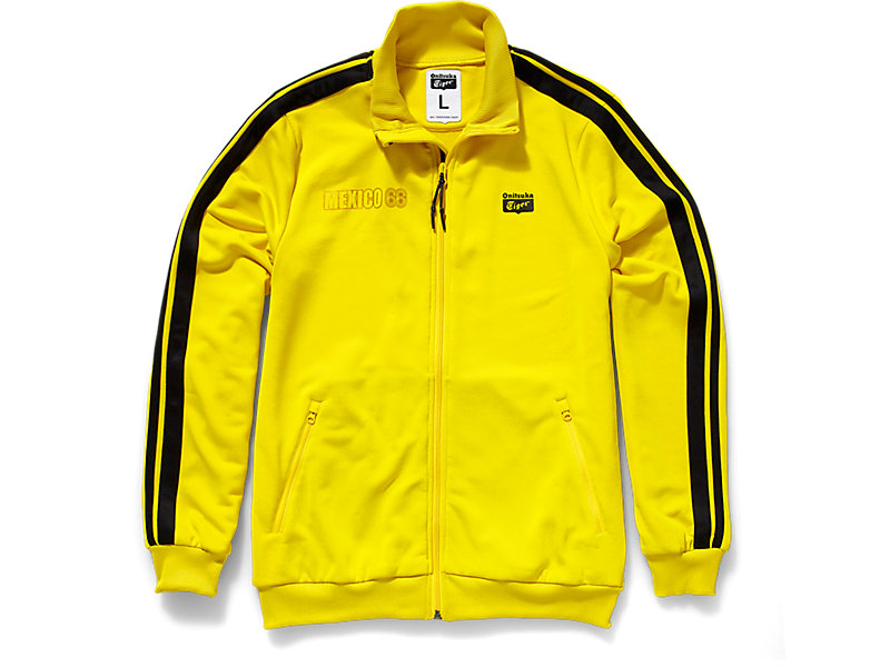 MEXICO 66 TRACK JACKET Chrome Yellow 1