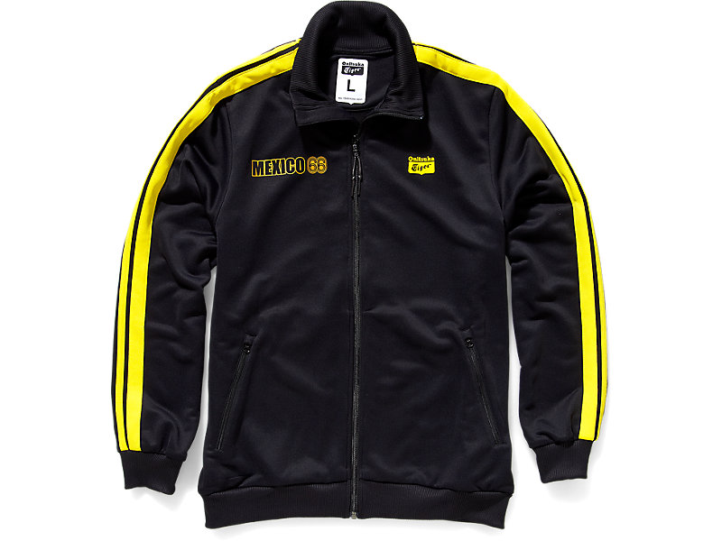 MEXICO 66 TRACK JACKET Performance black 1