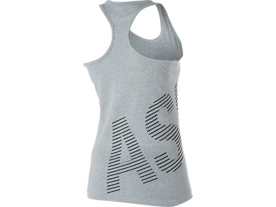 Graphic Tank Top Heather Grey 7