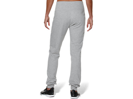 GRAPHIC CUFFED PANT HEATHER GREY 7