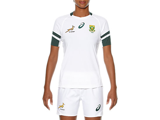 WOMEN'S SPRINGBOKS AWAY SHIRT REAL WHITE 3