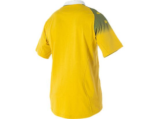 Wallabies Fan Short Sleeve Jersey Gold 11