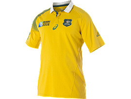 Wallabies Fan Short Sleeve Jersey