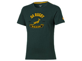 MEN'S SPRINGBOKS 1 NATION T-SHIRT