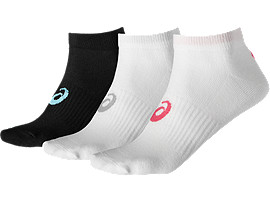 3PPK PED SOCK, Pink Assorted