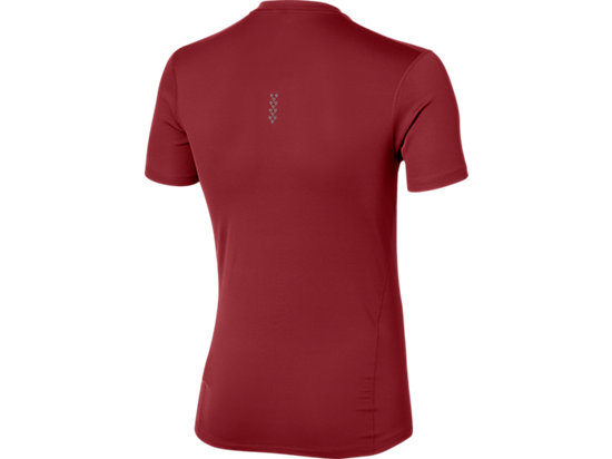 RACE SHORT SLEEVE TOP POMEGRANATE 15