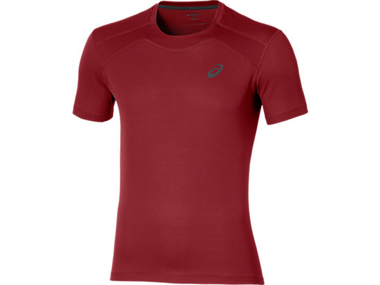 RACE SHORT SLEEVE TOP POMEGRANATE 3
